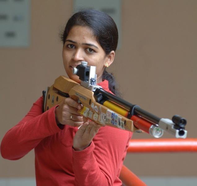 Indian Shooter Tejaswini Savant Grabs Berth For Tokyo Olympics-టొక్యో ఒలంపిక్స్కు భారత షూటర్ తేజస్విని