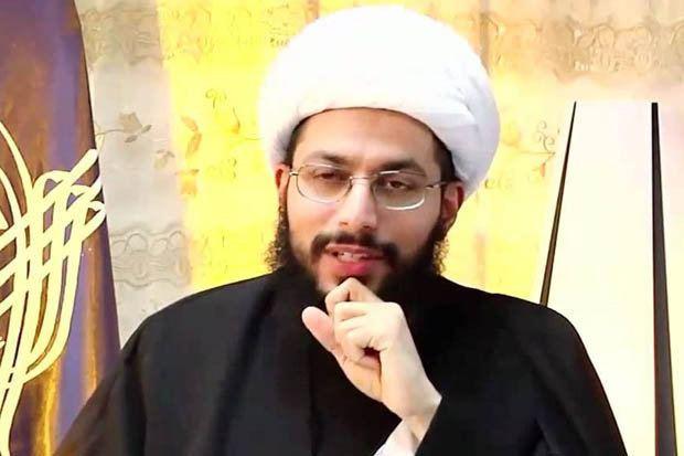 Self-Proclaimed Shaykh Yasser Al-Habib   Shia Scholar   The Lady of Heaven