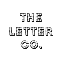 The Letter Co for Alchimeia logo in black