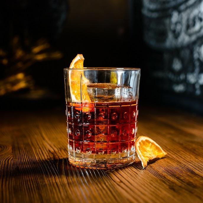 Мартини бар коктейль