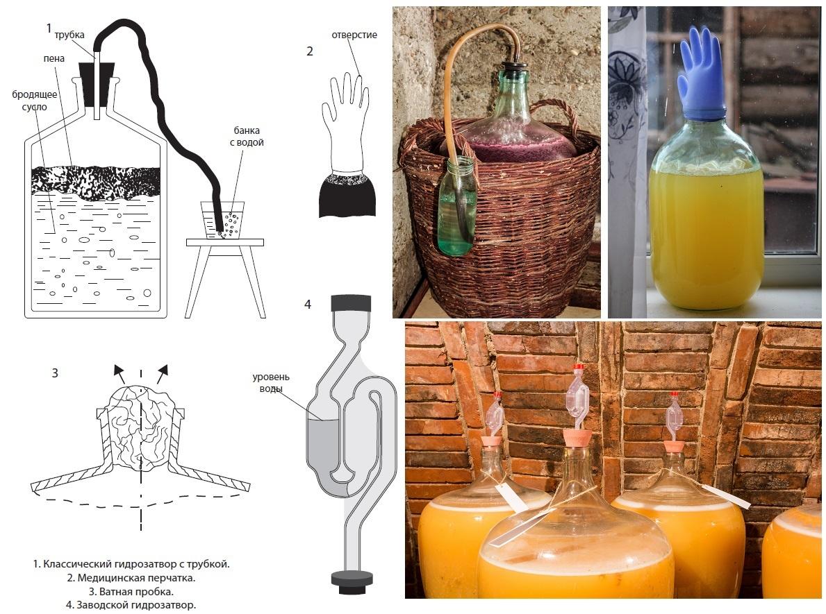 Các loại tài sản thủy lực cho rượu vang, Braga và bia