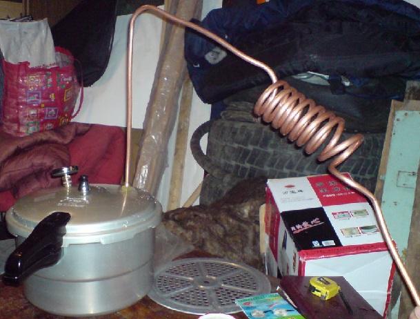 фото домашнего самогонного аппарата из скороварки