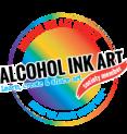Alcohol Ink Art Society Badge