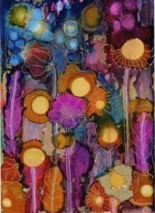 Garden of My Dreams by Barbara Nahmias