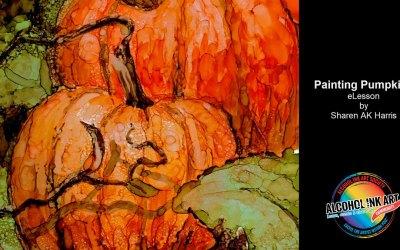 Painting Pumpkins – eLesson