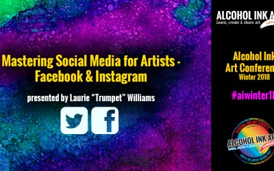 Mastering Social Media for Artists – Facebook & Instagram