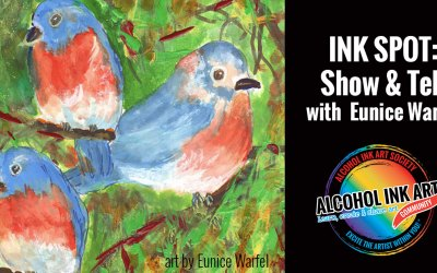INK SPOT: Show & Tell with Eunice Warfel