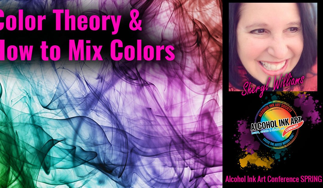 Color Theory and How to Mix Colors