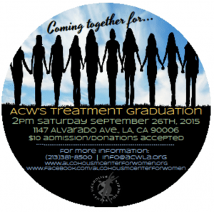 ACW GRADUATION SEPT 2015