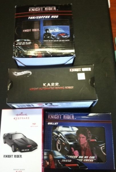 Knight Rider Fan Package