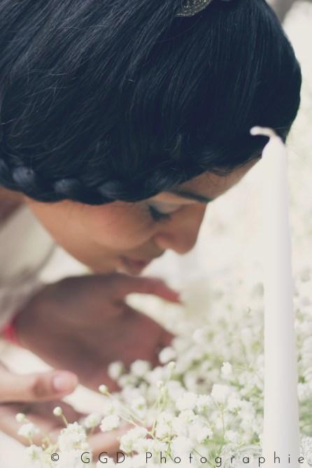 tresse mariée