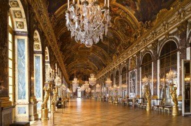 El palacio de Versalles fue la morada de Felipe de Anjou antes de convertirse en monarca español