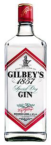 Джин «Гилбиc» (Gilbey's)