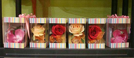 La oferta mas sorprendente para ti: Rosa + Perfume ó Orquidea + espejo a 4€.