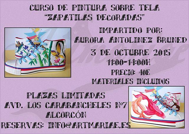 Próximo monográfico en el mes de octubre.Plazas limitadas, reserva la tuya. Avenida los carabancheles nº7 Alcorcón. info@artmariae.es /91-2887013