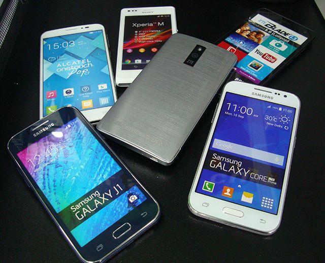 Teléfonos libres Samsung, ZTE y Alcatel por 79€. Sony por 129€ y BQ móvil E5 4G por 175€, dile que has visto la oferta en AlcorconHoy.