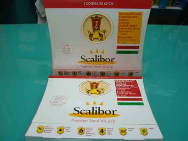 Una joya para tu mascota: Scalibor pequeño a 19,95 € y grande a 22, 95 €. Diles que vas de parte de AlcorconHoy.