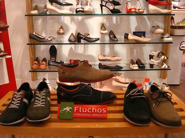 Siente la caricia en tus pies todo el día con Fluchos.