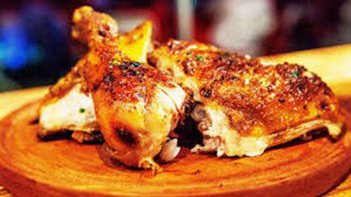 1 pollo asado para llevártelo a 4,50€
