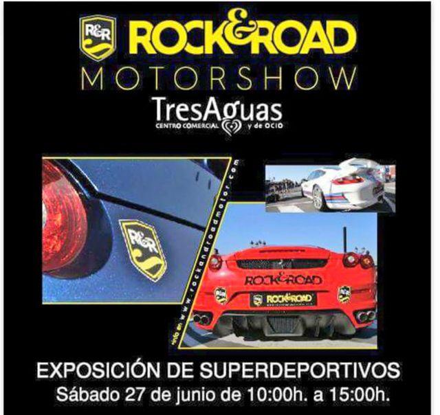 Mañana sábado de 10:00 a 15:00 tienes una exposición coches deportivos en Tres Aguas Alcorcón