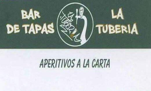 Plan bebe por un tubo del Bar la Tubería