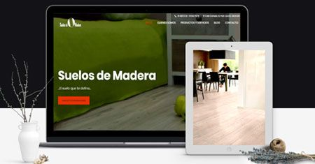 Suelos de Madera una empresa especializada en tarimas