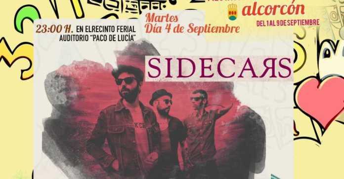 Suspendido el concierto de Sidecars en Alcorcón