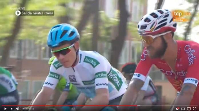 Vídeo de la Vuelta Ciclista en Alcorcón 2018