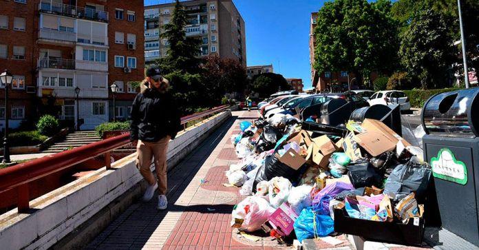 Las calles de Alcorcón