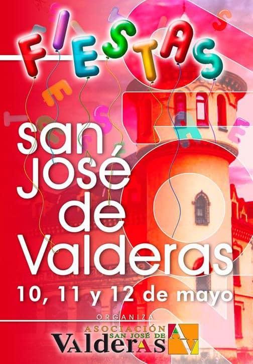 fiestas de San José de Valderas