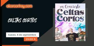 Programación jueves 5 de septiembre en las Fiestas de Alcorcón