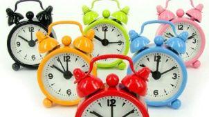 Este fin de semana no olvides cambiar la hora