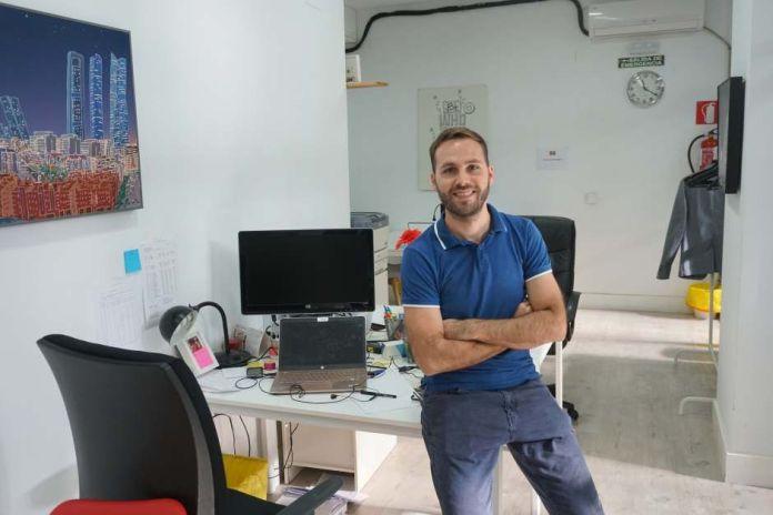 Daniel Pattier un crack de Alcorcón