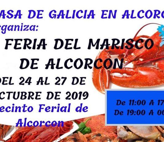 Alcorcón saborea la Feria del Marisco