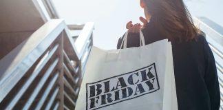 De compras por Alcorcón en el Black Friday