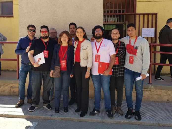 Rifi rafe postelectoral en Alcorcón entre PSOE y Vox