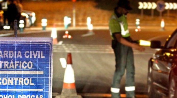 Más de 400 multas al día por consumo de alcohol o drogas