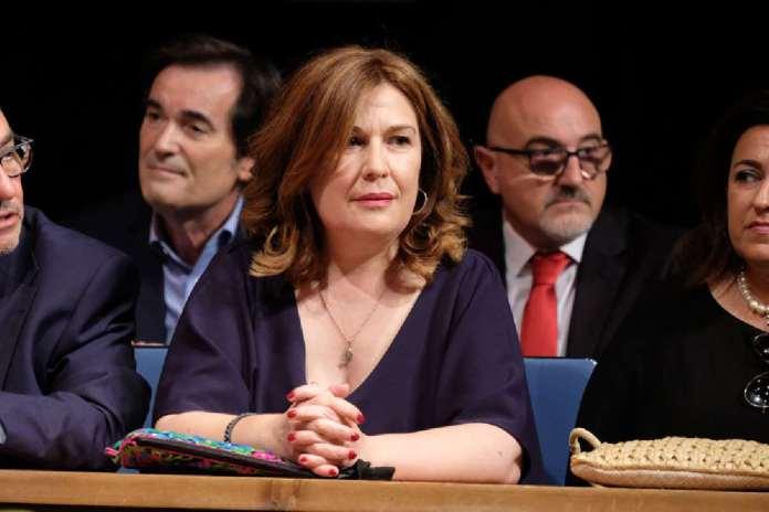 La Alcaldesa de Alcorcón, Natalia de Andrés, Vicepresidenta Segunda de la FMM