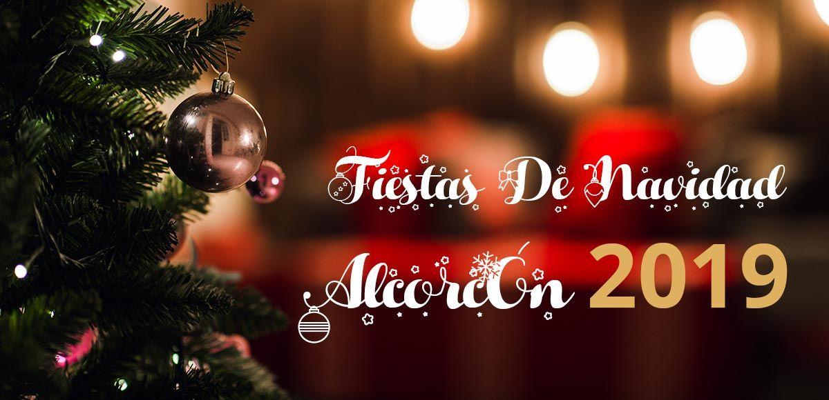 Programa Fiestas de Navidad Alcorcón 2019