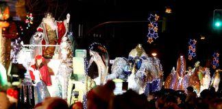 La Cabalgata de Reyes de Alcorcón