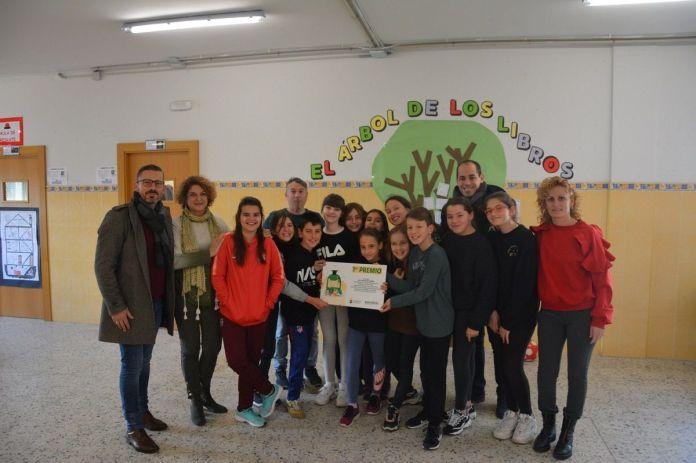 """El CEIP Vicente Aleixandre de Alcorcón gana el primer premio """"Academia de Reciclaje"""""""