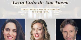 Agenda de Ocio Alcorcón del 10 al 12 de enero