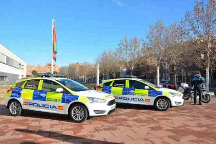 Heridos agentes de Policía de Alcorcón