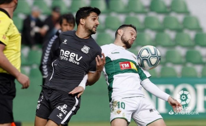 El Alcorcón suma un punto gracias al gol de Pomares