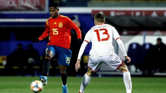 La Selección Española Sub-21 jugará en Alcorcón el 31 de marzo