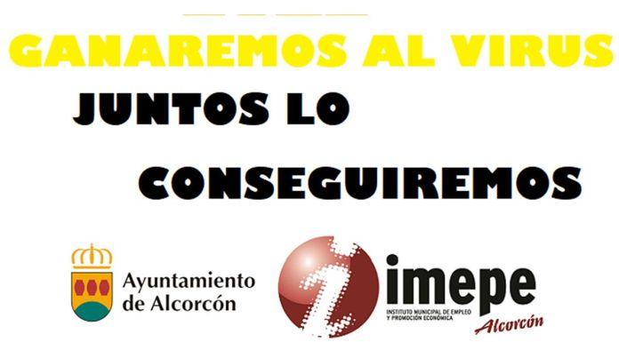 Ante el coronavirus en Alcorcón servicio a domicilio
