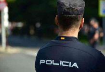 Un cóctel molotov contra la policía en Fuentecisneros Alcorcón