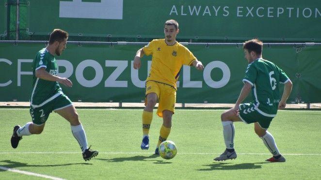 El Alcorcón B ya tiene confirmado su primer rival del playoff