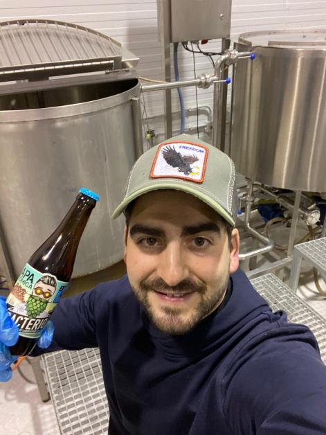 Bacterio, cerveceros artesanales de Alcorcón