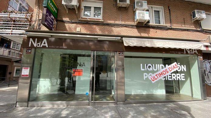 El centro de Alcorcón en liquidación por cierre comercial